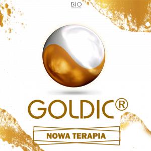 leczenie złotem za pomocą terapii Goldic